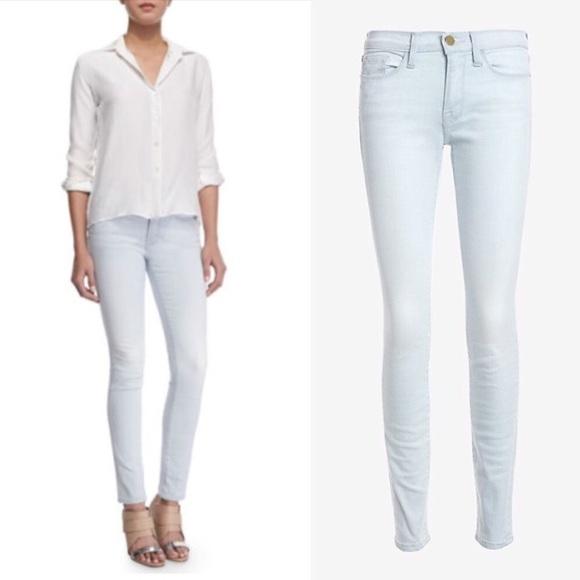 Frame Denim Denim - Frame • Skinny Jeans